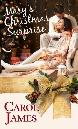 Mary's Christmas Surprise, Carol James