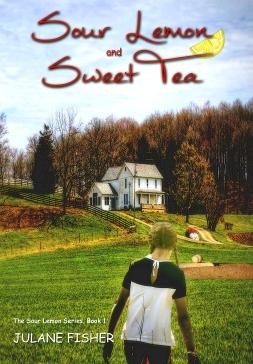 Sour Lemon and Sweet Tea, Julane Fisher