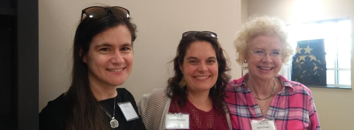 Tanya Agler, Lindsey P. Brackett, and Ruth Trippy