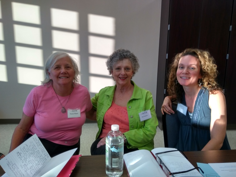 Teresa Pollard, Pat Nichols, Sherry Popovich