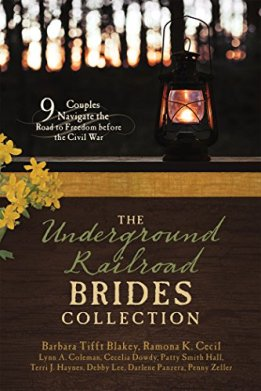 The Underground Railroad Brides Collection (Barbour)