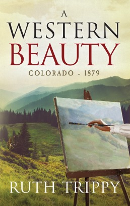 A Western Beauty, Ruth Trippy